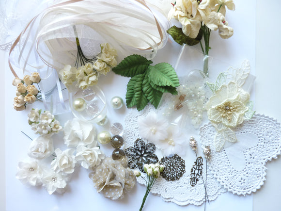 Meg's Bundles - Creams, Ivories & Whites