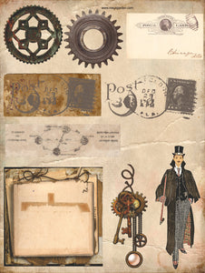 Sherlock III - A New Case A4 papers