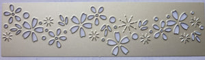 Floral Wafer Edge
