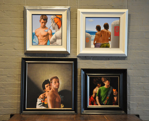 Ross Watson Limited Edition Canvases