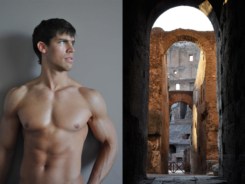 Kris Evans, The Colosseum, Rome
