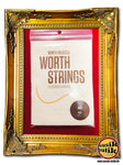 "Worth Strings Brown Fluoro carbon BE 46"" 0.0205 0.0260 0.0291 0.0244"
