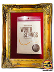 "Worth Strings Brown Fluoro carbon BM-LG 46"" 0.0205 0.0260 0.0291 0.0358"