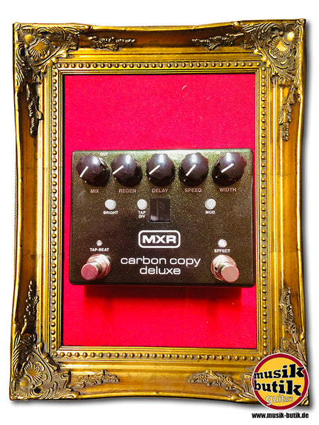 MXR M292 - Carbon Copy Deluxe Analog Delay