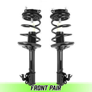 Front Pair Quick Complete Strut & Spring Assemblies for 1996-2000 Toyota RAV4