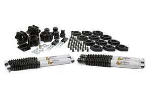 07-18 JEEP JK 4IN. COMBO KIT (FITS AUTOMATIC TRANSMISSIONS ONLY)