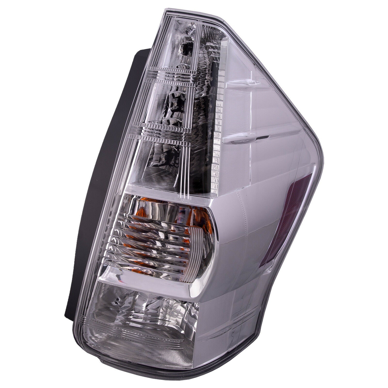 Tail Light w/o Bulbs Right Passenger Fits 2012-2014 Toyota Prius V
