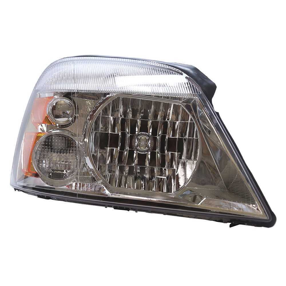Front Right Passenger Side Headlamp Headlight Assembly fits 04-07 Ford Freestar