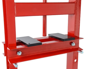 JEGS 81518 Hydraulic Shop Press 6-Ton Bench Top Mount