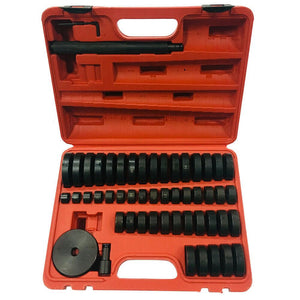 51PC Bush Bearing Driver Set Remover Installer Removal Hand Repair Tool US