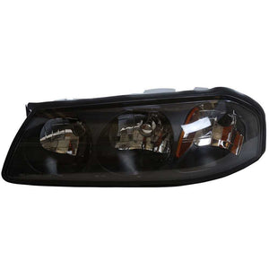 Left Driver Side LH Headlight Headlamp fits 2000-2004 Chevrolet Impala