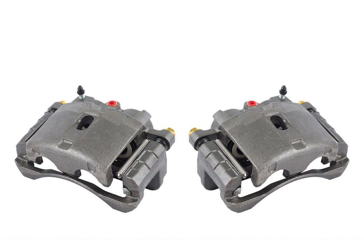 Front Brake Calipers For AVALANCHE SILVERADO SIERRA YUKON ESCALADE TAHOE XL SS