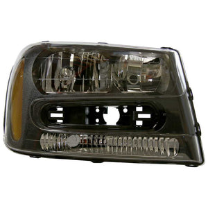 Right Passenger Headlight Assembly fits 2002-2009 Chevrolet Trailblazer