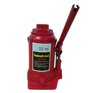 32 Ton Hydraulic Bottle Jack Automotive Shop Equipment Car Truck Heavy Duty