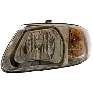 New Left Driver Side Headlamp fits Chrysler Town & Country Dodge Grand Caravan