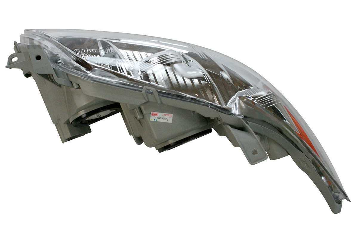 Pair (2) of Front Headlight Headlamps Left and Right fits Toyota Camry CE LE XLE