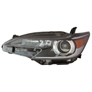 Front Headlight Left Driver Side Assembly Fits 2014-2016 Scion TC