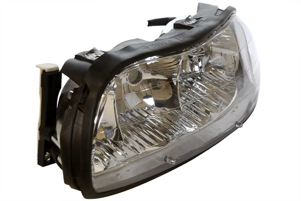 Left Driver Side Headlamp Headlight fits Chevy Classic Malibu Oldsmobile Cutlass