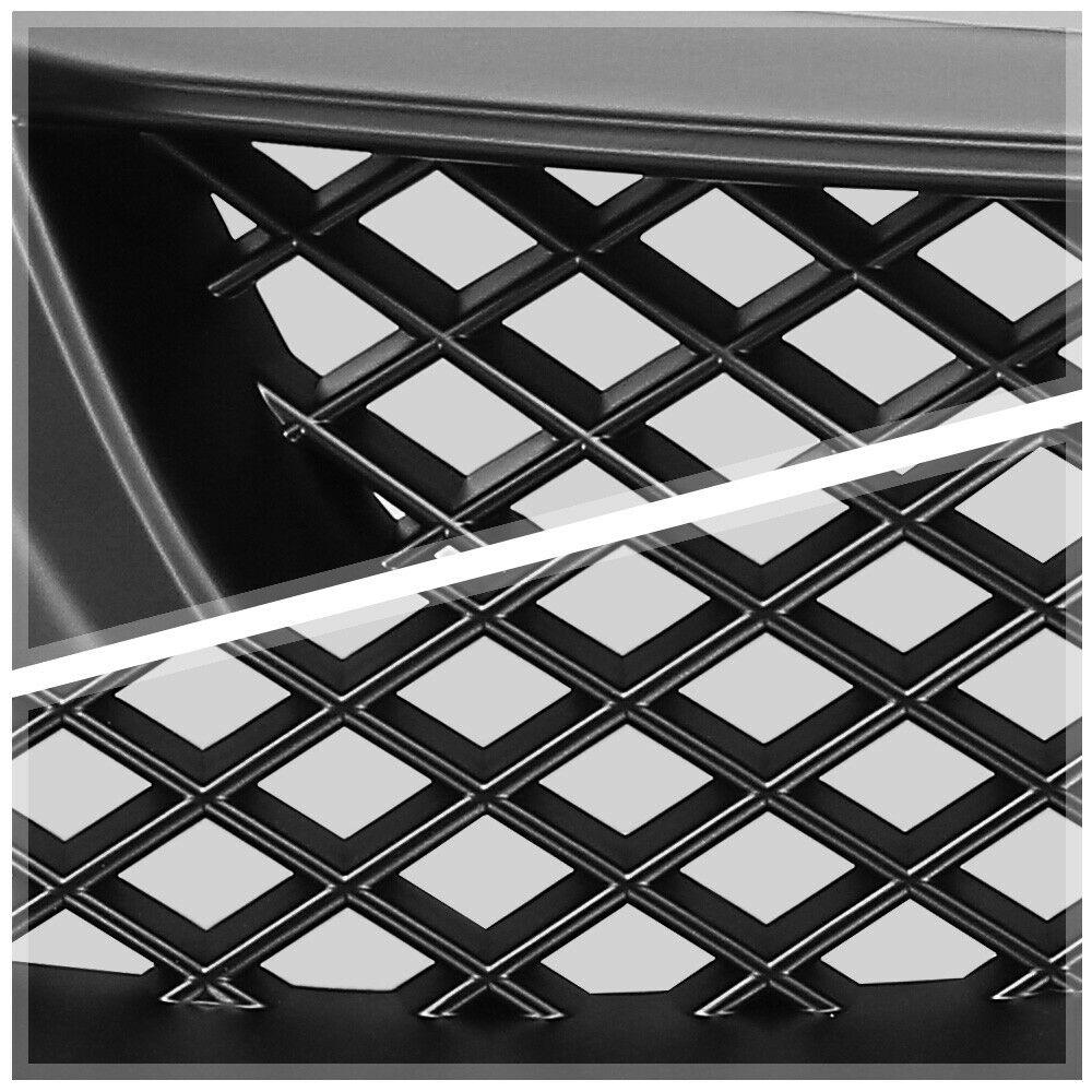 Matte Black Classic Mesh Bumper Grille/Grill for JDM 03-05 Honda Accord Sedan