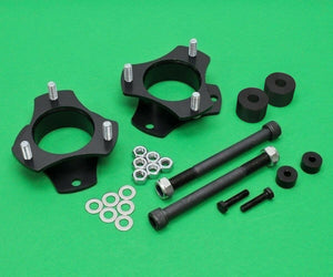 """3/"""" Front 2/"""" Rear Steel Lift Kit For 05-19 Toyota Tacoma 6-Lug 4wd w// Diff Drop"""