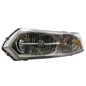 New Front Left Driver Side Headlamp Headlight Assembly fits 2004-2007 Saturn Ion