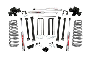 "Rough Country 3"" Dodge Suspension Lift Kit (1994 - 2002 RAM 2500 4WD) - 351.20"