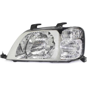 New Front Left Driver Side Headlamp Headlight Assembly fits 1997-2001 Honda CR-V