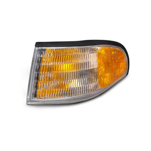 Corner Light w/Amber Reflector Driver Left Fits Ford Mustang 1994-1998