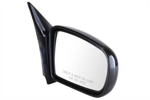 New Manual LH Driver Side View Mirror fits 97-05 Chevrolet Oldsmobile