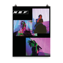 "NBF ""What Are We Now?"" Poster"