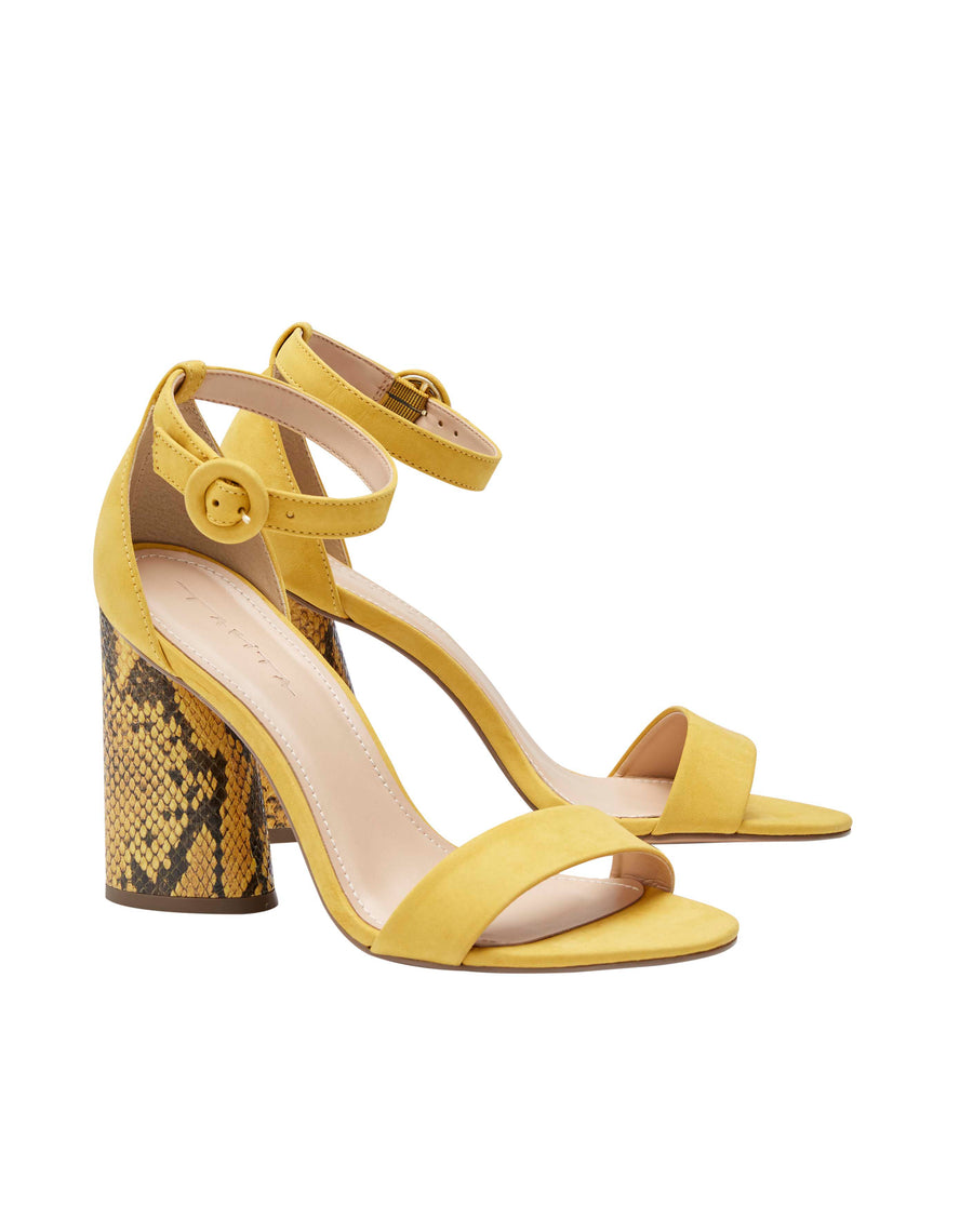 TABITA  SNAKE YELLOW