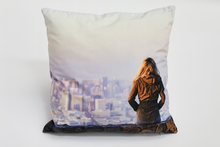 Load image into Gallery viewer, 45x45cm Velvet Photo Cushion - Haddow Group