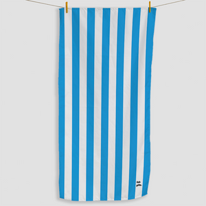 Blue Striped Towel - Haddow Group