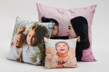 Load image into Gallery viewer, 30x30cm Cotton Photo Cushion - Haddow Group