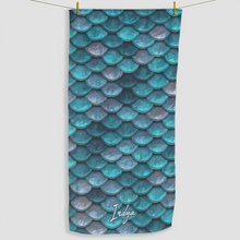 Load image into Gallery viewer, Mermaid Scale Towel - Haddow Group
