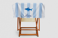 Load image into Gallery viewer, Shark Striped Towel - Haddow Group