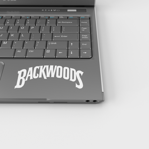 Backwoods Vinyl Sticker