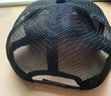 Wholesale Black Mesh Trucker Snap Back