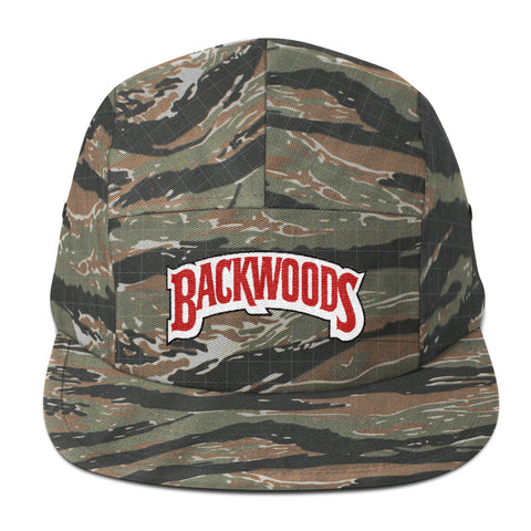 Backwoods Five Panel Cap