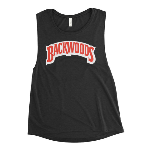 Backwoods Ladies' Muscle Tank