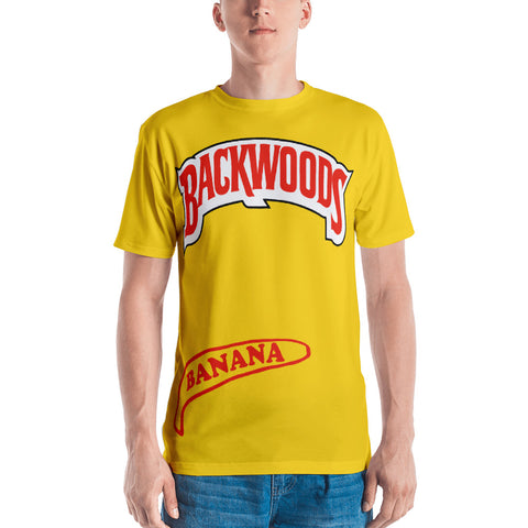 Backwoods Banana Men's T-shirt