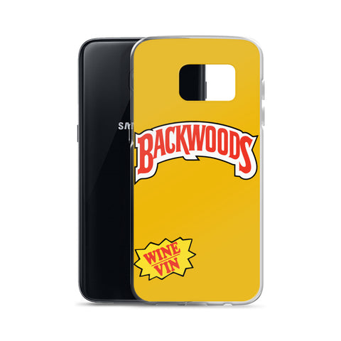 Backwoods Wine - Vin Samsung Case