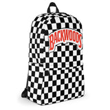 Backwoods Checkered Backpack