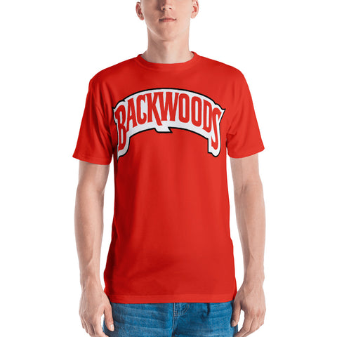 Backwoods Red Men's T-shirt