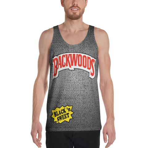 Backwoods Black n' Sweet Unisex Tank Top