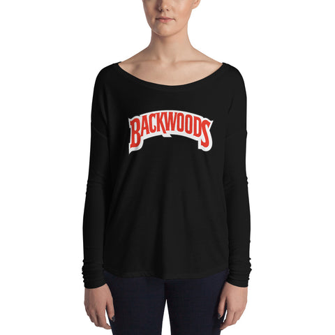 Backwoods Ladies' Long Sleeve Tee