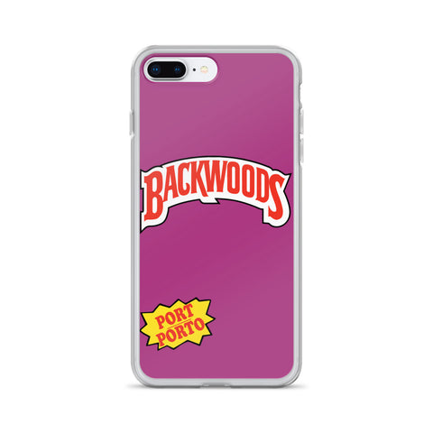 Backwoods Port - Porto iPhone Case