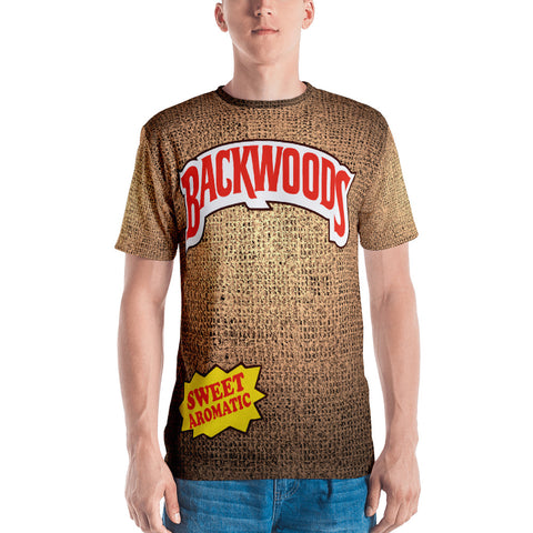 Backwoods Sweet Aromatic Men's T-shirt