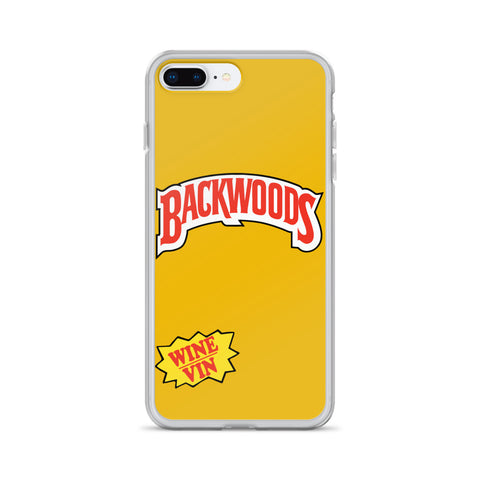 Backwoods Wine - Vin iPhone Case
