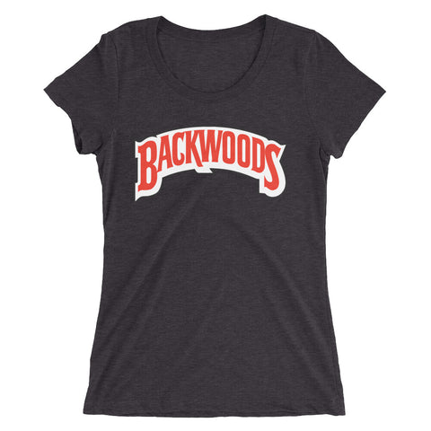 Backwoods Ladies' Short Sleeve T-Shirt